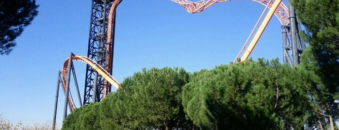 Parque de Atracciones de Madrid is one of Madrid.