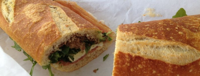 Larchmont Village Wine & Cheese is one of Sandwich Must-Eats.