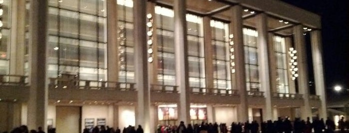 New York City Ballet is one of NY.