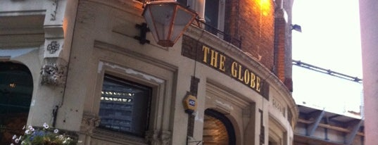 The Globe is one of Stuff I want to see and redo in London.