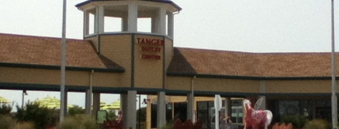 Tanger Outlet Nags Head is one of Kaili 님이 좋아한 장소.