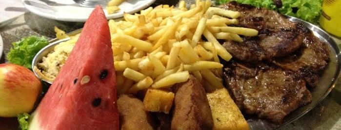Restaurante Canecão is one of BC   Hambúrguer e baixa gastronomia.