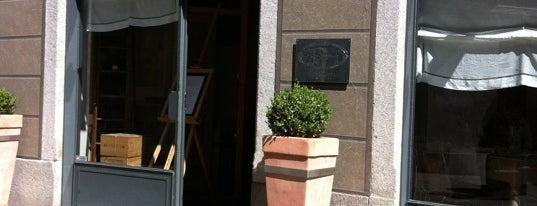 Vecchia Trattoria Della Pesa is one of Best of Varese.