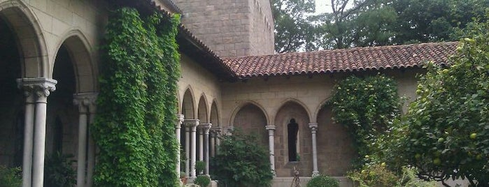 The Cloisters is one of Interesting....