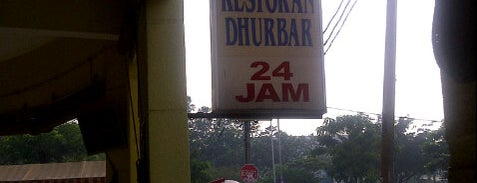 Restoran Dhurbar is one of Yummies.