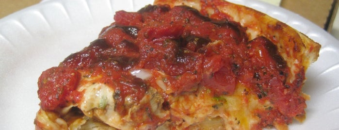 Zachary's Chicago Pizza is one of My BEST of the BEST!.