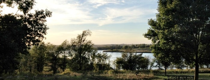 Lake Anita State Park is one of IA STATE PARKS.