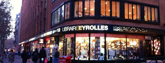 Librairie Eyrolles is one of Paris.