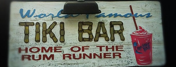 Tiki Bar is one of Florida.