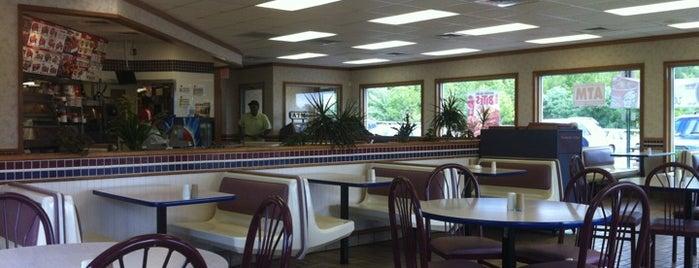 KFC is one of Tempat yang Disukai Jason.