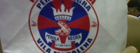 G.R.S.C.E.S. Pérola Negra is one of Vila Madalena/Pinheiros Rocks.
