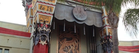 The Great Movie Ride is one of Walt Disney World.