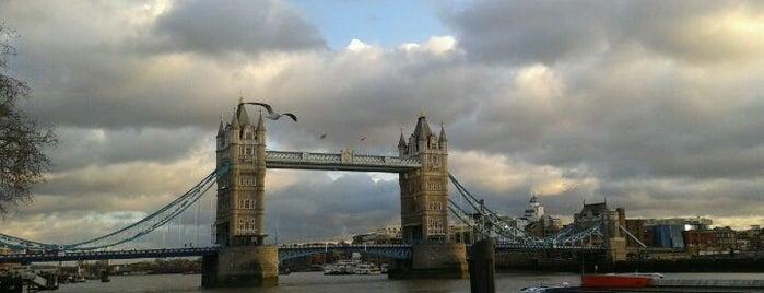タワーブリッジ is one of Relax in London.