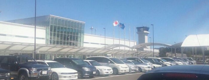 Mt. Fuji Shizuoka Airport (FSZ) is one of Airport.