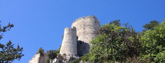 Kantara Castle is one of Cypress Hill.