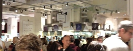 Eataly is one of NYC Restaurant Master List.
