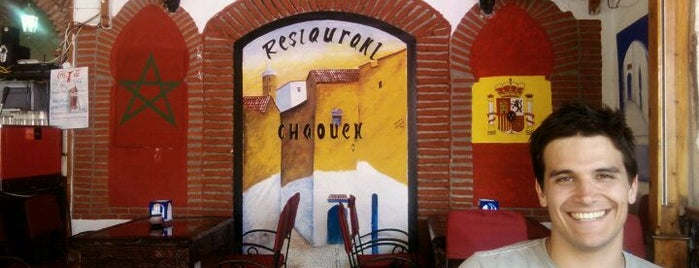 Restaurante Espanol Chaouen is one of Morocco.