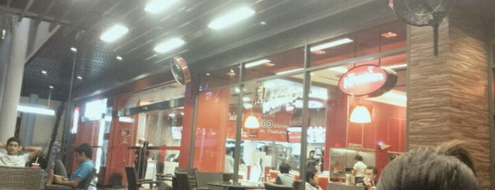 KFC is one of Posti che sono piaciuti a Yodpha.