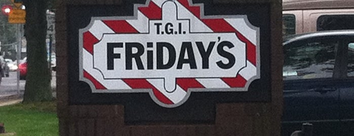 TGI Fridays is one of Travel.