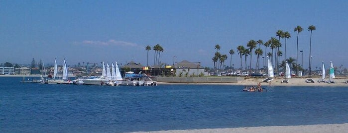 Sail Bay at Mission Bay is one of 25 Must See in America's Finest City.
