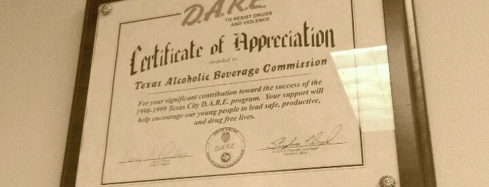 Texas Alcohol & Beverage Commission is one of Fun places.
