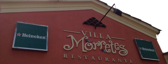 Villa Morretes is one of Locais curtidos por Rony.