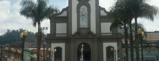 Igreja Nossa Senhora do Rosario is one of Petrópolis RJ.