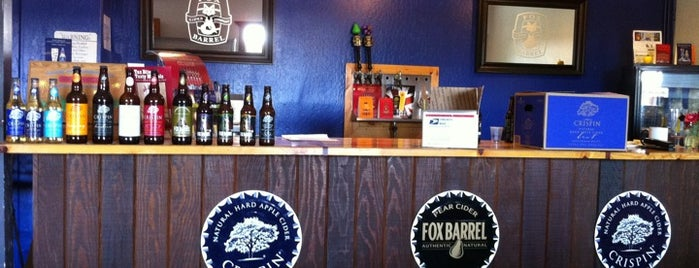 Fox Barrel Ciders is one of California Breweries.