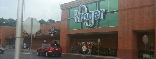Kroger is one of Merileeさんの保存済みスポット.