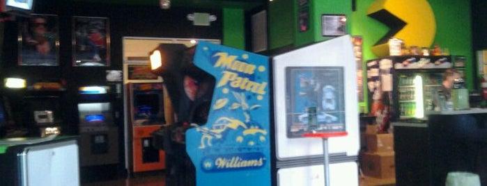 1984 Arcade is one of Springfield Adventure.