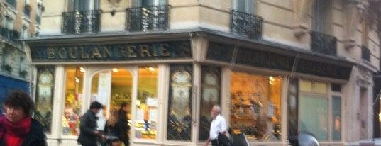 Boulangerie Jacques Bazin is one of Spots sympas du XIIe arrondissement.