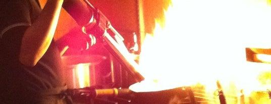 炎の味噌ラーメン 炎神 is one of Mahavirさんのお気に入りスポット.