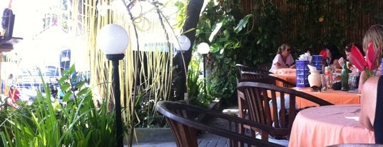 Tekor Bali Restaurant is one of Posti salvati di Kurt.