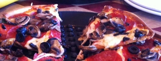 Metro Pizza is one of GREAT PLACES TO EAT!.