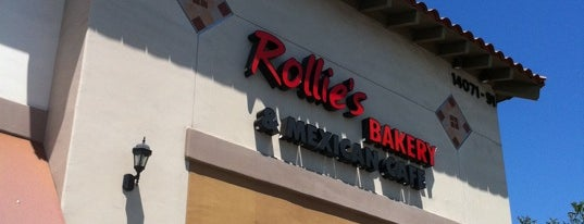 Rollies Bakery & Cafe is one of To-Do List/Places to Go.