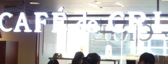CAFÉ de CRIÉ Plus is one of Eijiさんの保存済みスポット.