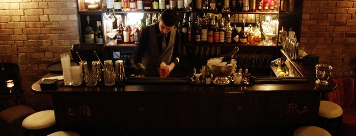 Experimental Cocktail Club is one of Bars.