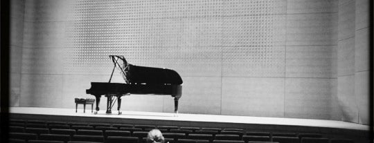 Alice Tully Hall is one of Jazz Ain't Nuthin' But Soul.