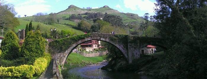 Lierganes is one of De turismo por Cantabria.