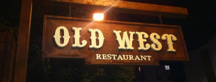 Old West Restaurant is one of Tempat yang Disukai Sabrina.