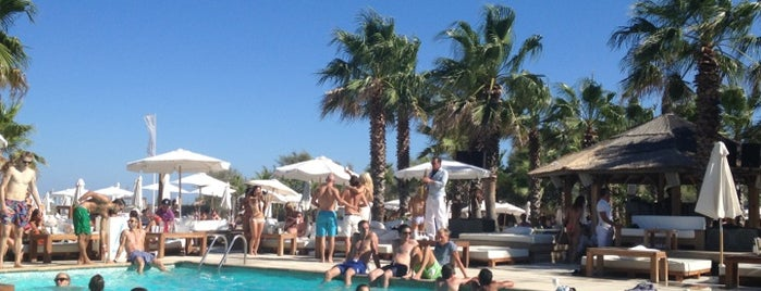 Nikki Beach is one of Best of St Tropez.