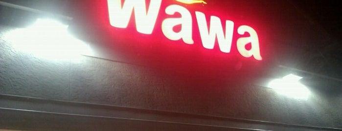 Wawa is one of Kaitlyn'in Beğendiği Mekanlar.