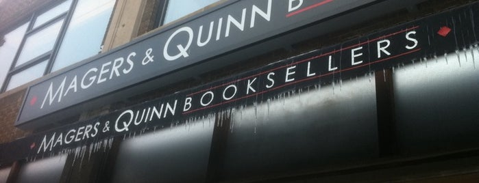 Magers & Quinn Booksellers is one of Minnesota: I Barely Know ya.