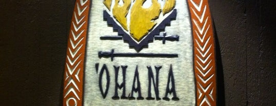 'Ohana is one of Disney Dining.