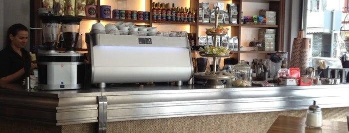 Caffè Leidenschaft is one of Best of Frankfurt am Main.