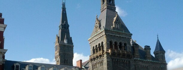 Georgetown University is one of Favorite Places Around the World.