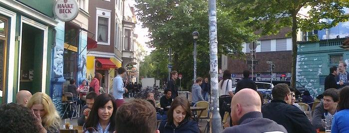 Capri Bar is one of Bremen.