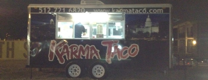 Karma Taco is one of Austin.