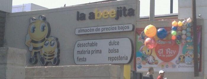 la abeejita is one of สถานที่ที่ Alejandra ถูกใจ.