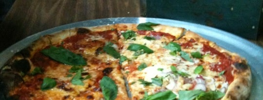 Di Fara Pizza is one of NY Vegetarian Favorites.